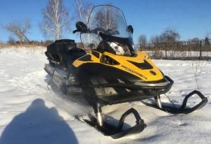 Снегоход BRP Ski-Doo Skandic SWT 600 E-TEC Уфа