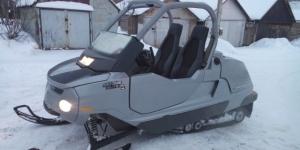 Снегоход Bombardier элит спорт Тоцкое Второе