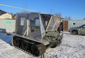 Снегоболотоход Тигр хвн 6х6-1 новый Екатеринбург