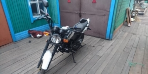 Продам новый мотоцикл Racer RC150-23 Кызыл
