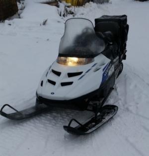 Продам снегоход Polaris Widetrak LX Салехард