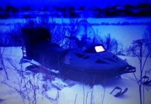Снегоход тайга ст500Д 2004г. в Архангельск