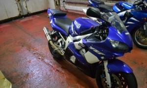 Yamaha YZF R6 и Kawasaki ZX 6 R Архангельск