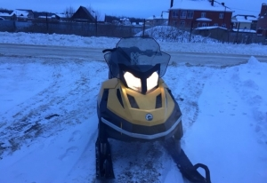Продам снегоход Ski-doo tundra LT 550 Уфа