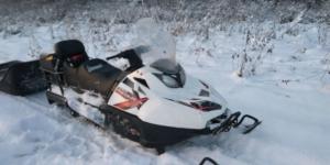 Снегоход Stels Росомаха S800 Ижевск