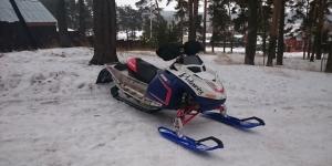 Кроссовый снегоход Polaris Казань