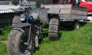 Продам трехколесный болотоход Томск