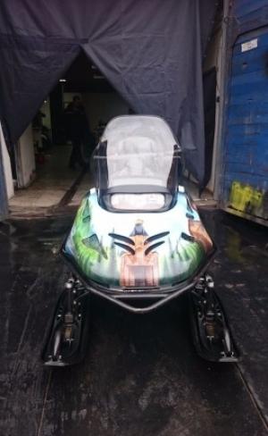 Продам снегоход BRP Ski-Doo Scandic 550f SUV Новокузнецк