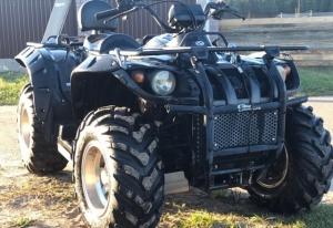 Stels ATV 500 2011 г Тверь