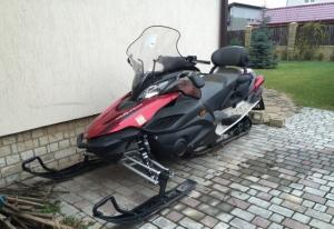 Продаю снегоход Yamaha RS Venture Москва