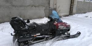 Продам снегоход BRP 800 экспедишен Березники