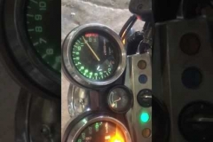 Мотоцикл Хонда св 400 SF Москва