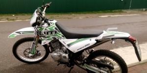 Мотоцикл baltmotors 250 Enduro BM 250 Калуга