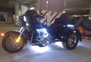 Продам новый трайк Harley-Davidson Tri Glide Ижевск