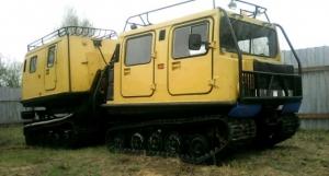 Cнегоболотоход Hagglunds BV206(мультилифт) Нижневартовск