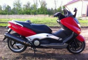 Yamaha t-max 500 2009г Россошь