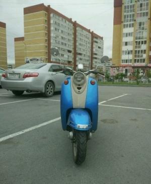 Yamaha Vino 50 куб Тюмень