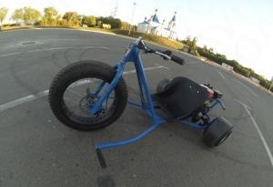 Drift trike продам свой дрифт трайк Оренбург