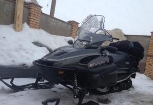 Снегоход yamaha VK10D Уфа