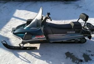 Снегоход Yamaha enticer 440 Ижевск