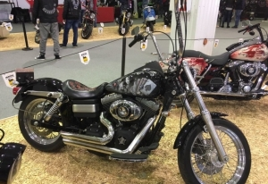 Harley-Davidson fxdb - Dyna Street Bob 2007 г Темрюк
